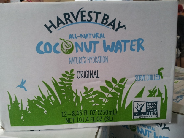 There are no genetically modified coconuts, but the Non-GMO Project has you covered just in case you didn't know.